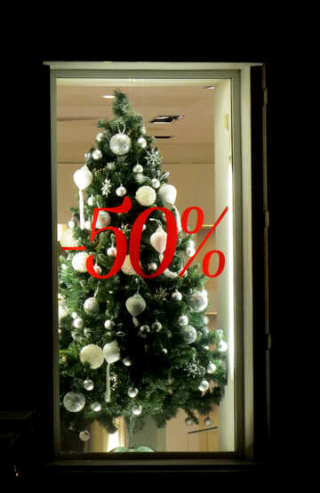 50% discount in Christmas store №54048