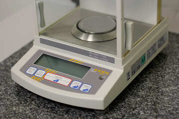 Weighing scale Lab machine №54532