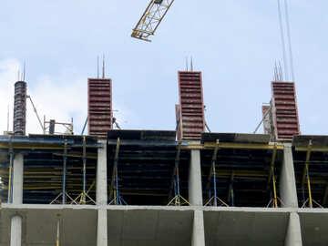 Строительство здания №54124