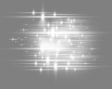 Elegant shiny white bright background opacity №54754