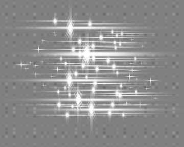 Elegant shiny white bright background transparent fog №54755