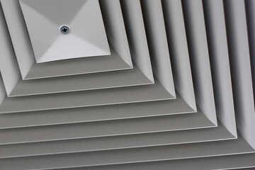 ceiling vent shape