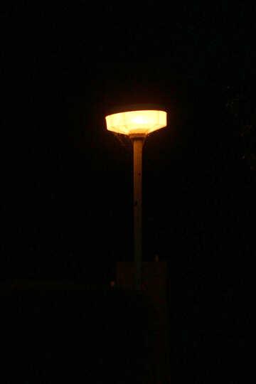 light lamp in dark №54400