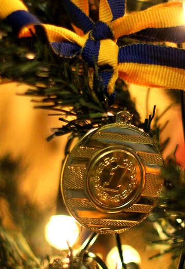 Первое место поздравление фон с Рождеством и новым годом №54899