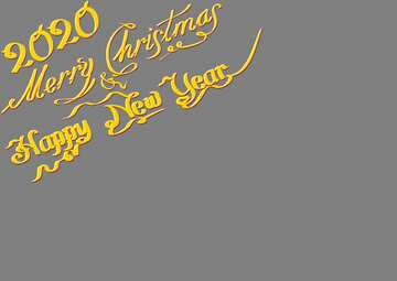 Happy New Year 2021 and Merry Christmas