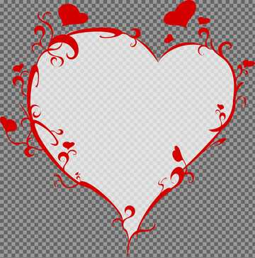 heart frame png