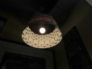 inside of lamp shade №54018