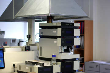 Hospital room equipment lab machine №54678