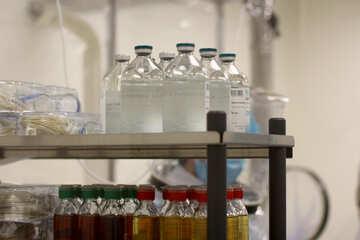 laboratory bottles №54561