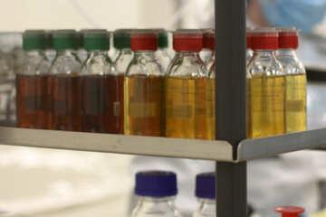 medicine in the various bottles №54560