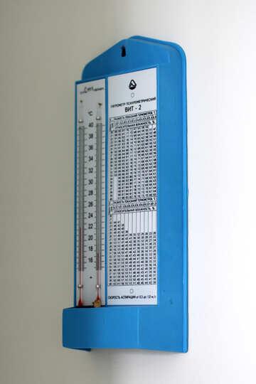 Ученый термометр №54554