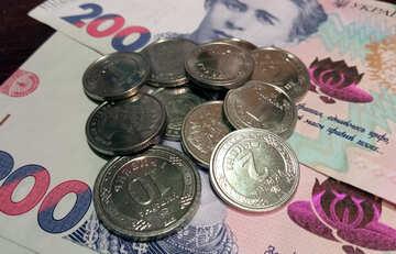 New Ukrainian money №54892