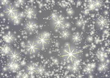 Abstract holiday background with clusters of bright huge white twinkling stars  night star pattern