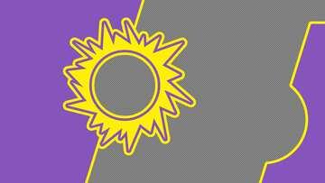 Sun Youtube thumbnail transparent background №54825