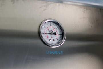 termometer compressor meter pression pressure chamber №54553