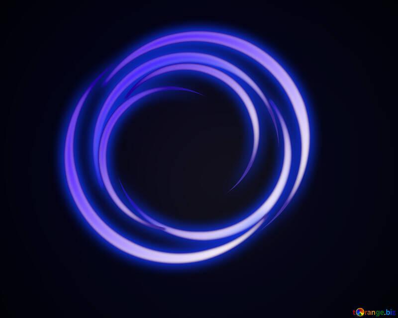 Neon frame №54929