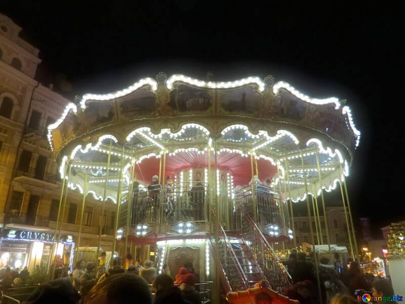 ferris wheel mary go round №54098