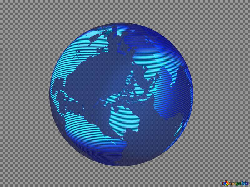 Modern global world earth concept planet symbol white №54517