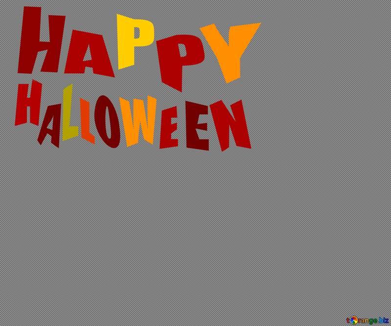 Happy Halloween №54694