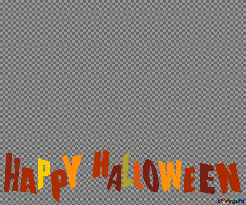 Happy Halloween №54696