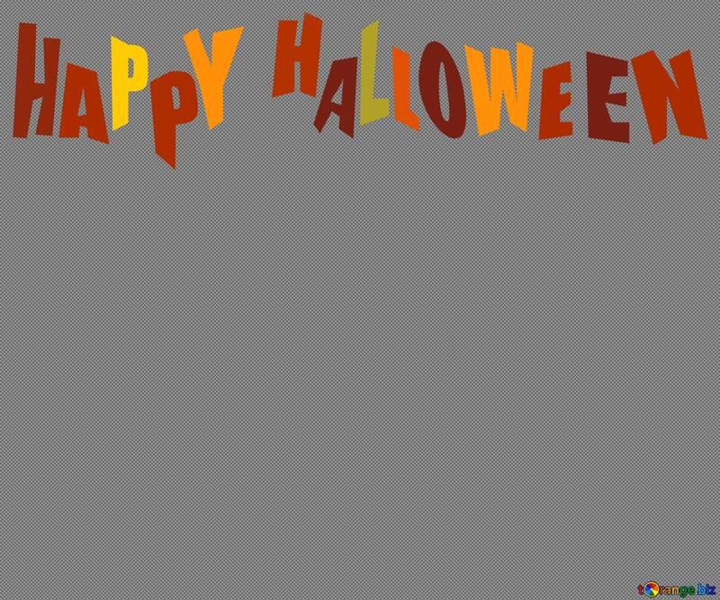 Happy Halloween №54697