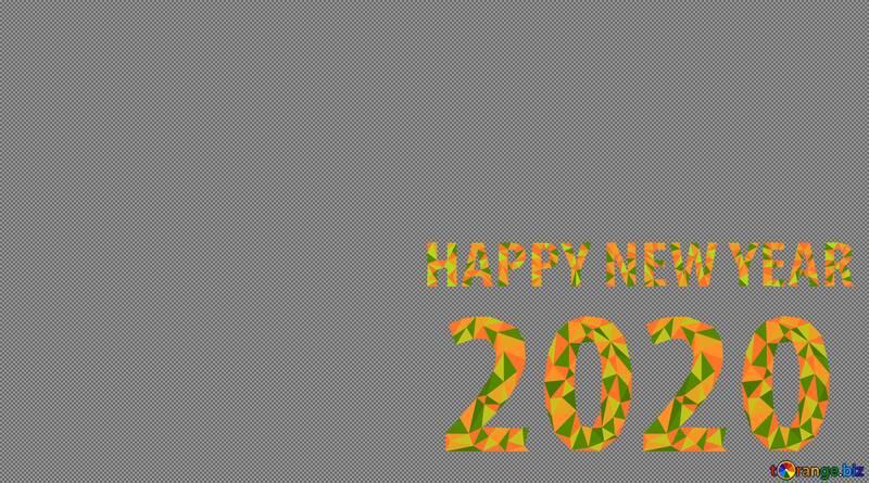 Happy New Year 2021 №54705