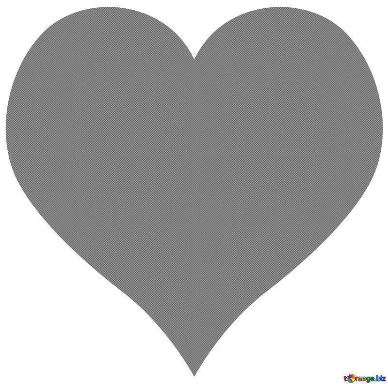 Heart frame №54725