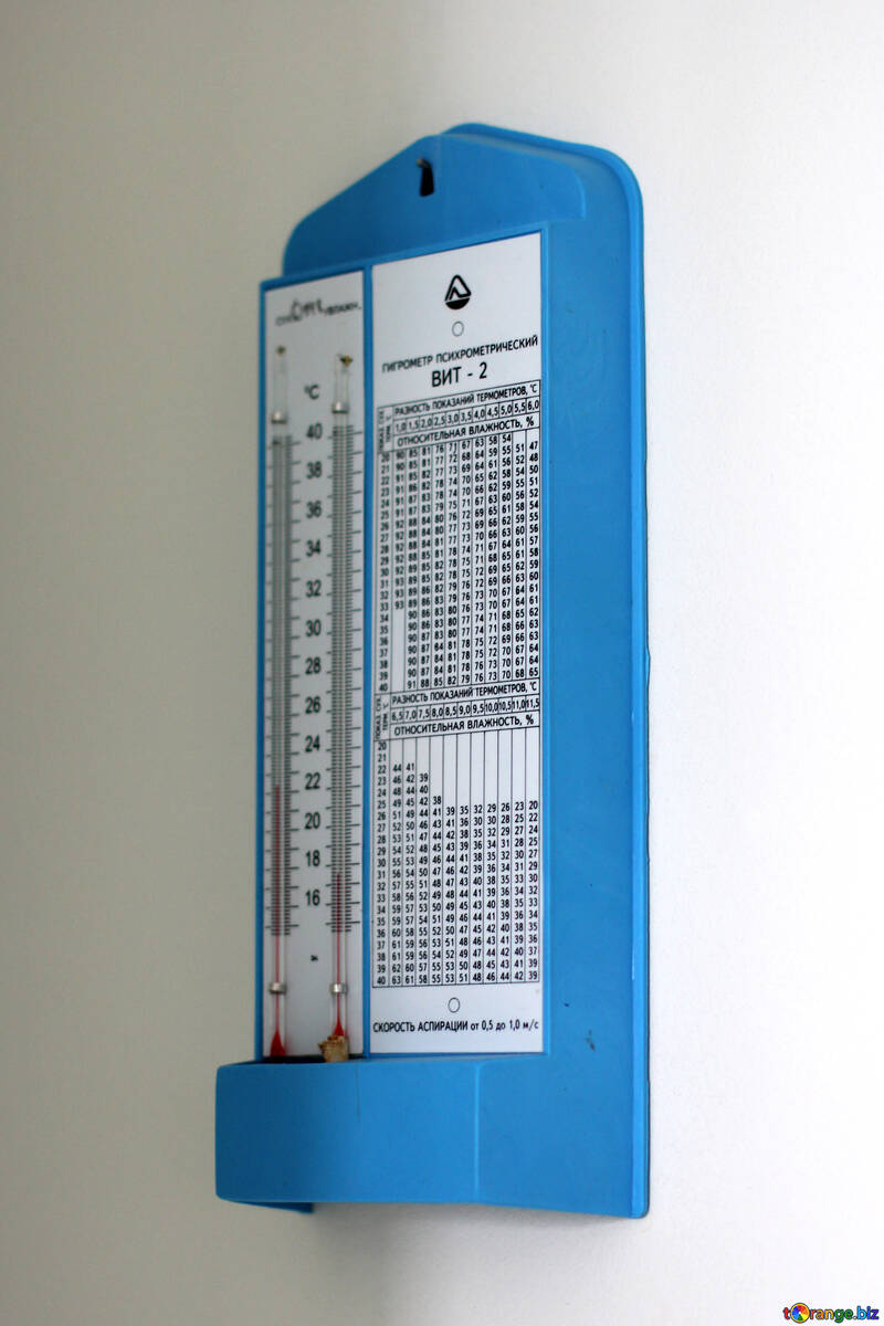Scientist  thermometer №54554