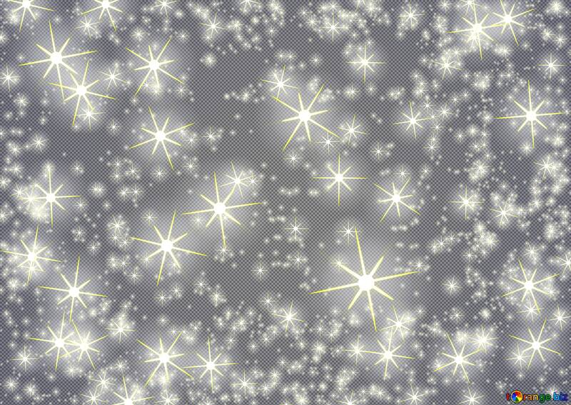 Abstract holiday background with clusters of bright huge white twinkling stars  night star pattern  №54495