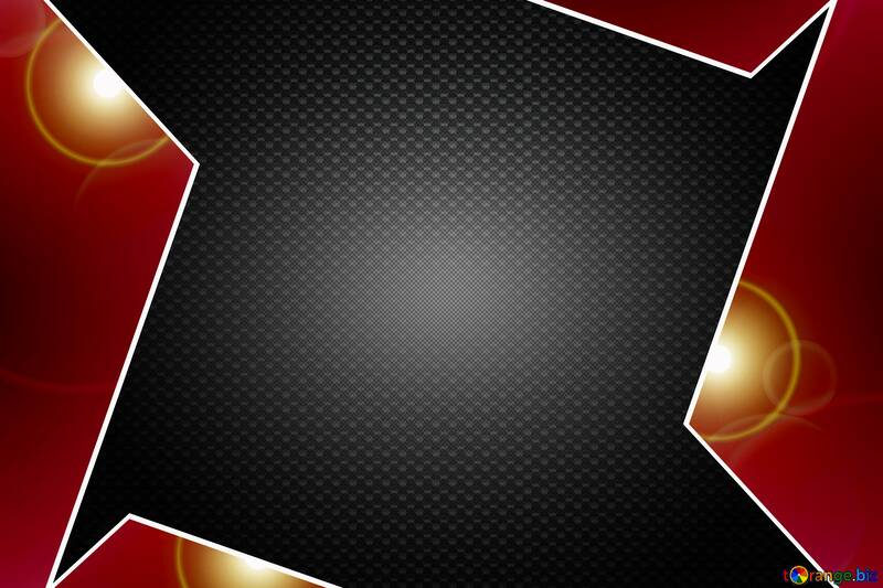 Red carbon hi-tech template №54477