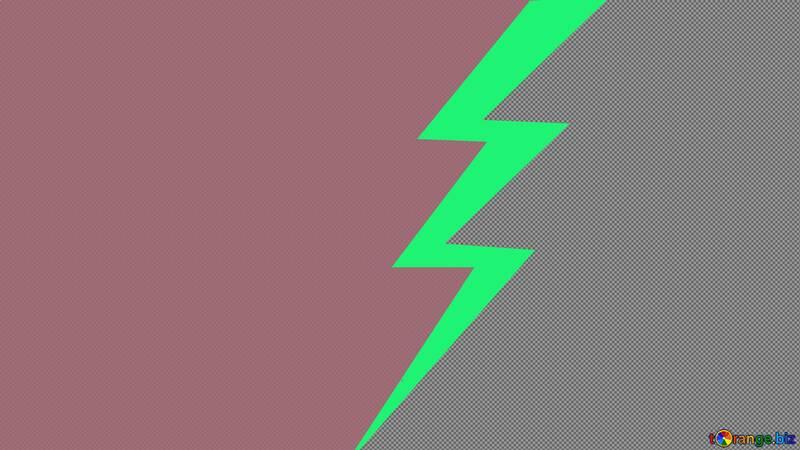 Lightning Youtube thumbnail transparent background №54839