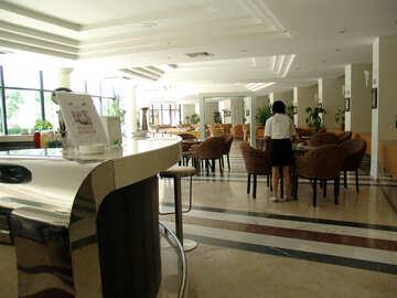 Bar   Hall  hotel №6993