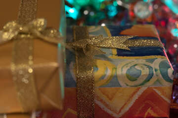 Gifts   bow №6502