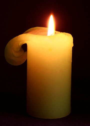 Lloroso vela №6176