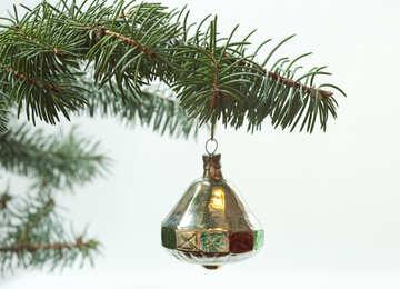 Christmas tree  toy  of the  Soviet  Union №6777