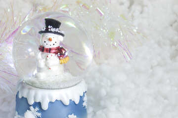 Picture  to  Christmas  postcards .  №6475