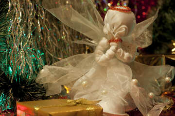 Christmas  angel. №6659