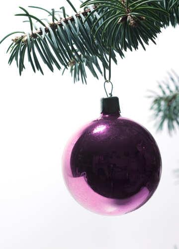 Christmas  ball. №6822