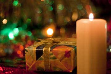 Christmas  track. №6663