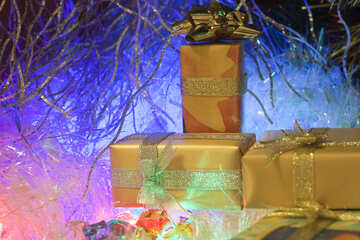 Congratulations  at  Christmas №6542