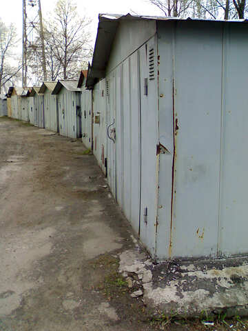 Garagen №6079