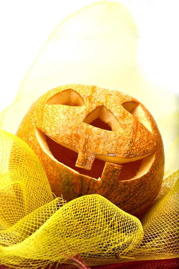 Decoration  on Halloween №6070