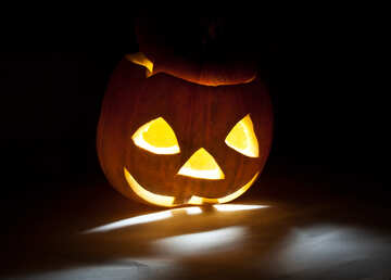 Wallpaper: Halloween  Candle   pumpkin №6066