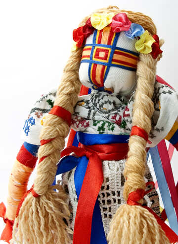 Doll  motanka №6044