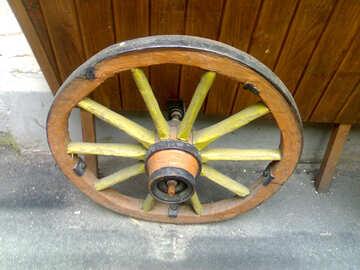 Wheel  cart №6074