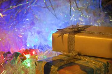 Сувенир на рождество. №6551