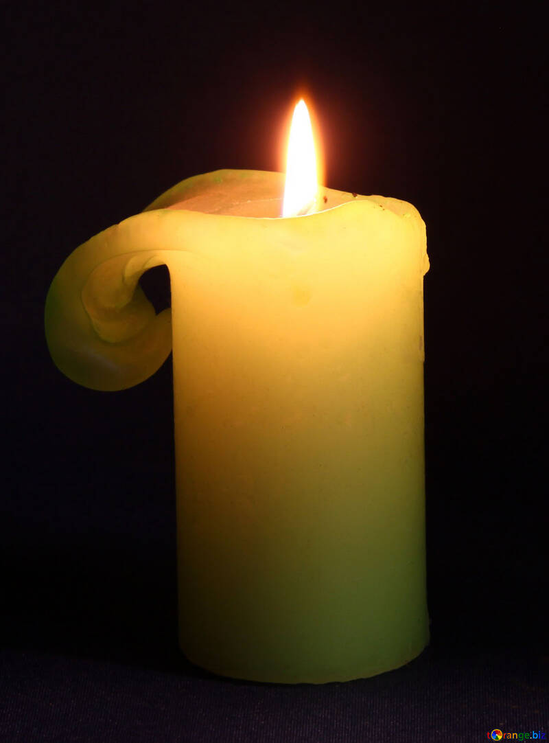 Candle №6173