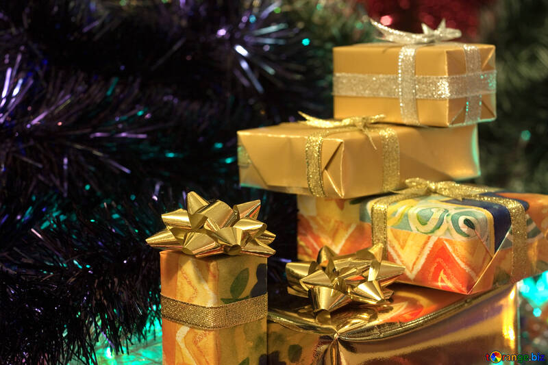 Boxes   gifts. №6490