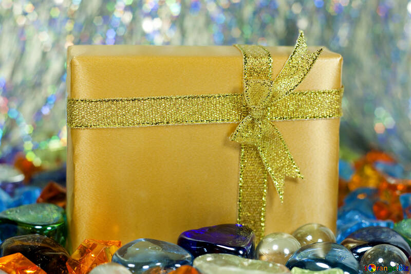 Gift . Gold. №6705