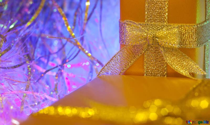Gift  at  Winter  Holidays №6531